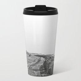 Reykjavík shore Travel Mug