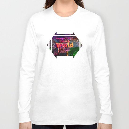 LIFE'S PURSUIT Long Sleeve T-shirt