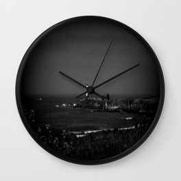 light the house Wall Clock