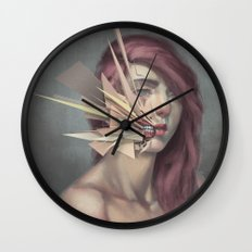 Vertices 02 Wall Clock