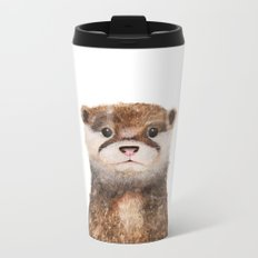 Little Otter Metal Travel Mug