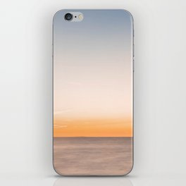 Tranquil Sea iPhone Skin