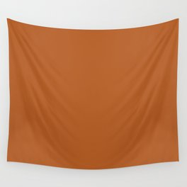 Wild MeerKat Brown 2018 Fall Winter Color Trends Wall Tapestry