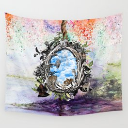 NATURE ANIMALS Wall Tapestry
