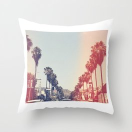 La La La Throw Pillow