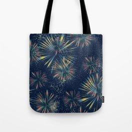 Fireworks! Tote Bag