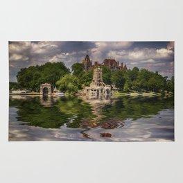 Boldt Castle - Thousand Islands Rug