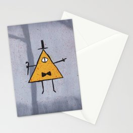 Bill Cipher Stationery Cards