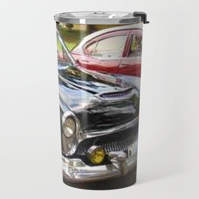 Rare 1959 Argentinian Model Only Kaiser Carabela Travel Mug