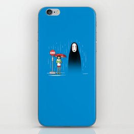 My Lonely Neighbor iPhone Skin