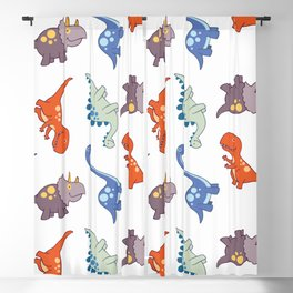 Dinosaurs pattern Blackout Curtain