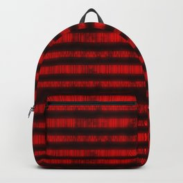 Red Dna Data Code Backpack