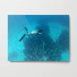 Cancun Mexico Metal Print