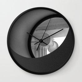 Cirques Wall Clock