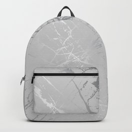 Silver Splatter 089 Backpack