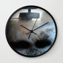 Urban Abstract 93 Wall Clock
