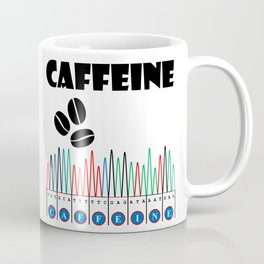 Sangerism - Caffeine Coffee Mug