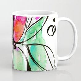 Ecstasy Bloom No. 1 by Kathy Morton Stanion Coffee Mug