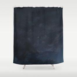 Hawaiian Moon Shower Curtain
