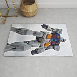 Mobile Suit Gundam Rug
