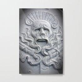 A Grave Grave Metal Print