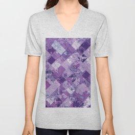 Abstract Geometric Background #30 Unisex V-Neck