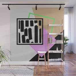 Abstract Geometry Wall Mural