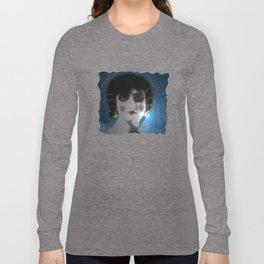 Renee Carl, French Actress (1913) Long Sleeve T-shirt