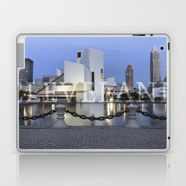 Cleve-Land-Scape Laptop & iPad Skin