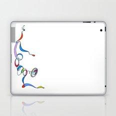 Yoga Scribble - Balance Laptop & iPad Skin
