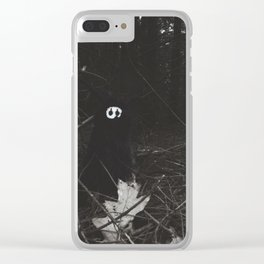 Woe in the dark forest~ Clear iPhone Case