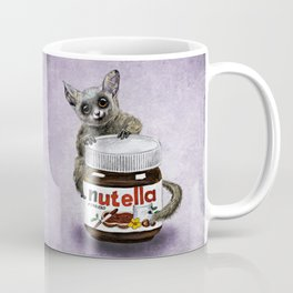 Sweet aim // galago and nutella Coffee Mug