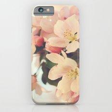 Spring bouquet Slim Case iPhone 6s