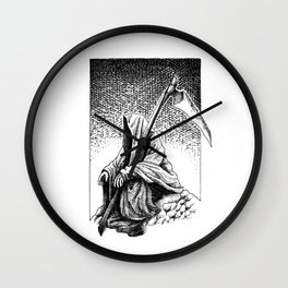 you reap what you sow Wall Clock