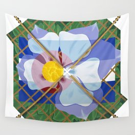 Altered State Flower: CO Wall Tapestry