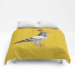 Unflappable Comforters