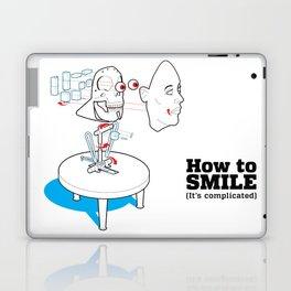 How to Smile Laptop & iPad Skin