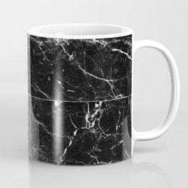 Black Granite Squares Coffee Mug