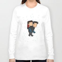 Sterek Piggyback Long Sleeve T-shirt