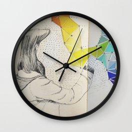 Galaxy Creator Wall Clock