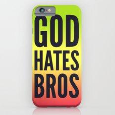 God Hates Bros iPhone 6s Slim Case