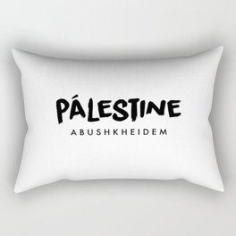 Abushkheidem x Palestine Rectangular Pillow