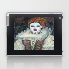 COUNTESS ERZEBET BATHORY Laptop & iPad Skin
