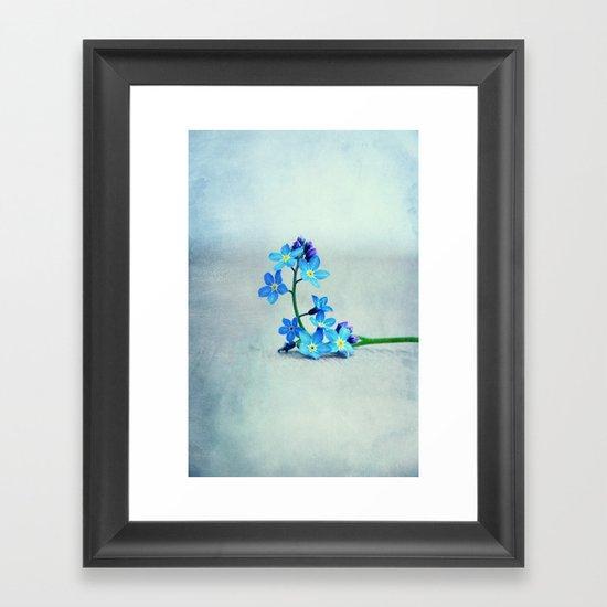 hyacintho Framed Art Print