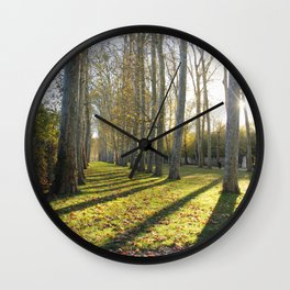 Versailles Wall Clock