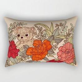 If You Were Good, Do You Regret It? Rectangular Pillow