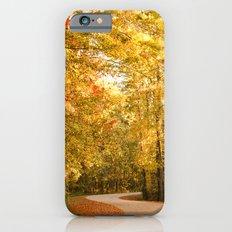 Just Around the Curve iPhone 6s Slim Case