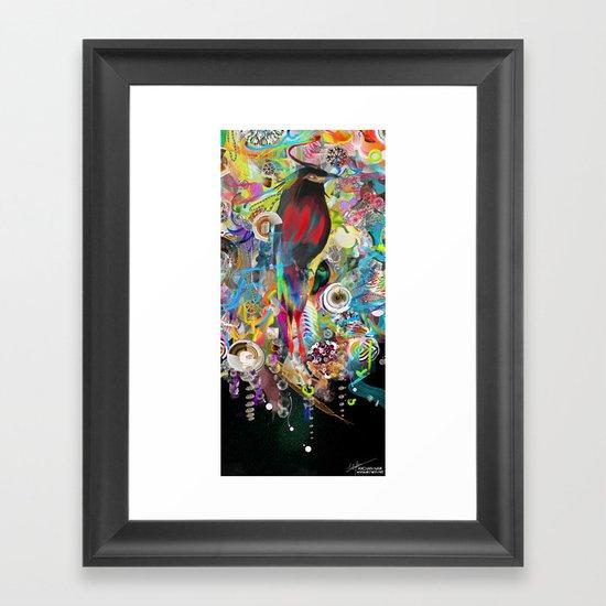 Mursi Framed Art Print