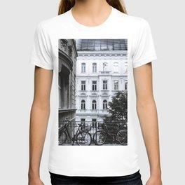 Streets of Vienna T-shirt