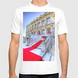 Ciragan Palace Istanbul Red Carpet T-shirt